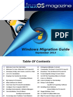PCLinuxOS magazine - Windows Migration Guide Special Edition (7-2013)