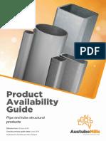 Austube-Mills Prod Avail Guide 20June16