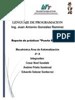 Reporte Lenguaje de Programación(EduardoAndresCensar)