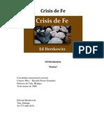 Crisis de Fe - Ed Herskowitz