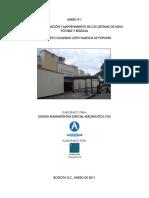 Anexo 9-1 Manual Operacion y Mantenimiento