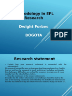 Powerpoint Presentation Sandra Investigacion DWIGHT FORBES
