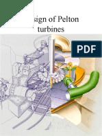 Desain Dr Pelton Turbine Lengkap