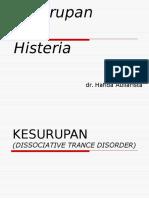 Dtd n Hysteria