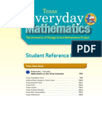 Texas Everyday Mathematics Grade 5 _ Student Reference Book