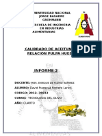 Informe 2 Olivos Rel Pulpa Hueso