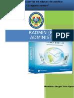 Manual Radmin