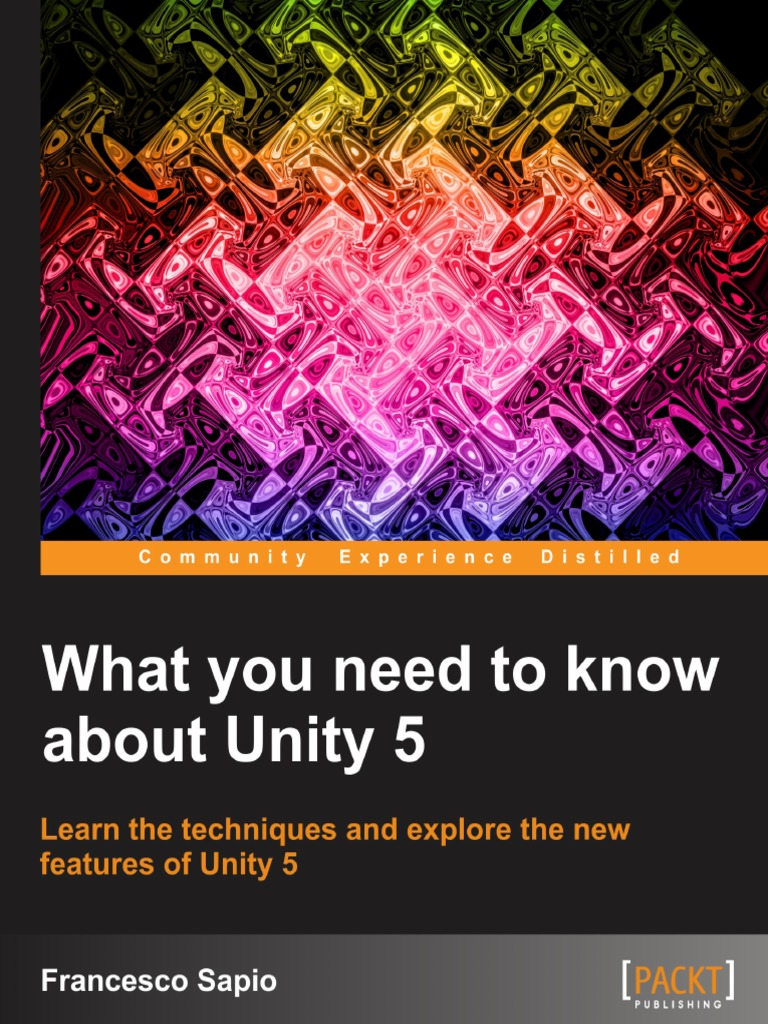 What You Need to Know About Unity 5 [eBook] | Rotation | Shape
