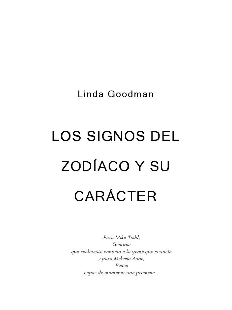 Linda Goodman-Los signos del Zodiaco y su caracter.pdf