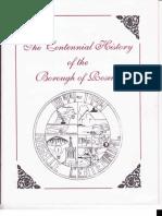 Centennial History of Roselle, NJ