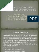 Designing Assessment Task