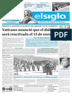 Edición Impresa Elsiglo 07-12-2016