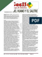 Guerra Del Huano y El Salitre