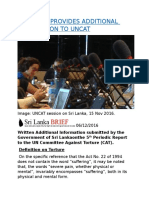 SRI LANKA PROVIDES ADDITIONAL INFORMATION TO UNCAT.docx