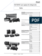 Catalogo General Electronicos - DANFOSS.