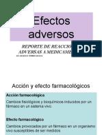 Efectos Adversos Medica Oficial