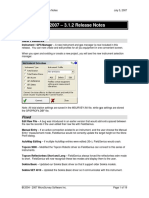 Field Genius 2007 Release History