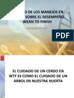 PIC Impacto Manejo Destete - Venta, Fernando Gomez