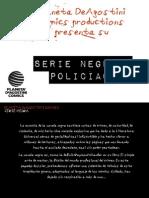 NEGRA & POLICIACA