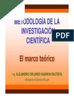 Metodología de la investigación cientifica