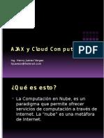AJAX y Cloud Computing