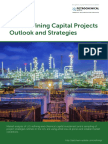 2016 Refining Capital Projects Out Look