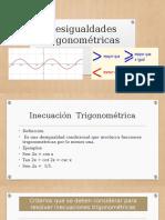 Desigualdades Trigonométricas