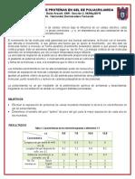 Practica Métodos Químicos de Analisis. ENCB. Electroforesis.
