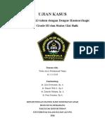 Ujian Kasus -Dhf grade 3