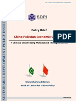 China Pakistan Economic Corridor (Shakeel Ahmad Ramay)