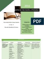 Revisión de Literaturas