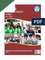 Indonesia Educational Statistics in Brief 2011_2012