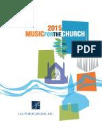 GIA Catalogue 2015