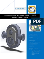 Programas Que Apoyan Los Cálculos de Ingeniería Mecánica
