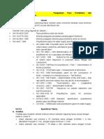Spesifikasi Pengadaan,Pemasangan Dan Pengujian Pipa HDPE