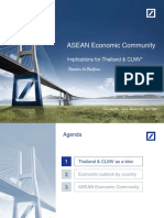 Presentation- ASEAN Economic Community - Implicati