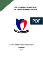 Buku Pedoman Kredensial
