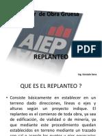 Replant Eo