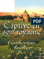 Captive en Son Royaume - Catherine Archer