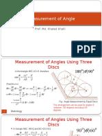MQC Angle Measurement