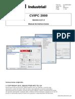 CVIPC2000 Spanish User Manual 6159932084-08 PDF