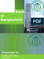 Role of Central Bank in Bangladesh