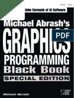 Michael Abrash's Graphics Programming Black Book, Special Edition (Coriolis 1997)