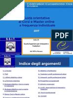 Guida Orientativa Ai Corsi e Master Online in Traduzione settoriale e interpretazione - SSIT - Pescara - Italy - 2017