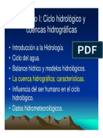 01b Hydrol Cuencas Hidrográficas