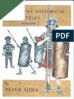 Peter Sides - Ancient Historical Battles Volume 2 (Gosling Press) [OCR]