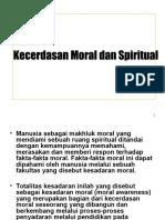 kecerdasan moral spiritual(materi UAS).ppt