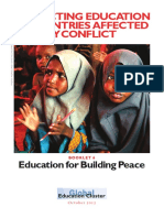 6 - Education for Building Peace
