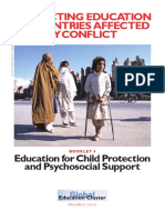 4 - Education for Child Protection and Psychosocial Support