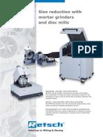 Brochure Mortar Disc Mills En